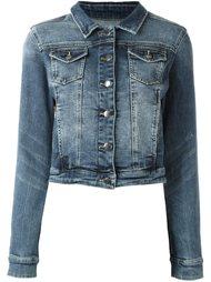 укороченная джинсовая куртка Twin-Set