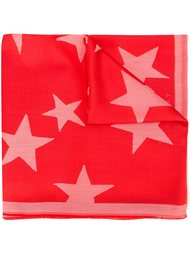 шарф с принтом звезд Stella McCartney