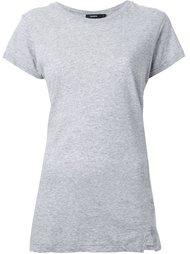 классическая футболка  Bassike