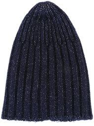 шапка-бини в рубчик  Roberto Collina