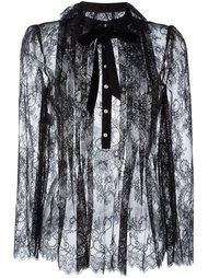 кружевная блузка  Philosophy Di Lorenzo Serafini