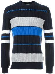 свитер в полоску Givenchy