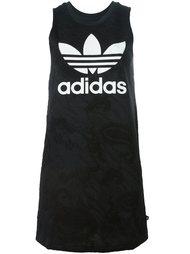 платье с логотипом  Adidas Originals
