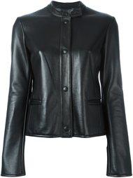 куртка на кнопках Armani Collezioni