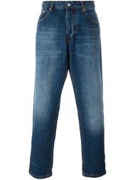 джинсы свободного кроя  Ami Alexandre Mattiussi