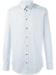 рубашка в полоску Dolce & Gabbana