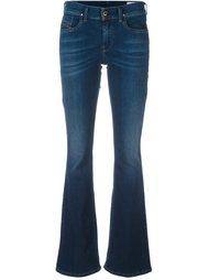 эластичные расклешенные джинсы  Diesel