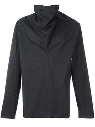 пиджак с асимметричным воротником Damir Doma
