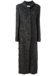 длинное пальто Romeo Gigli Vintage
