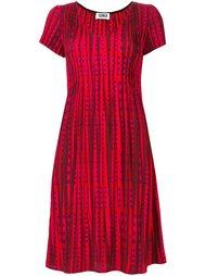 платье с цветочным принтом   Sonia By Sonia Rykiel