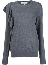 свитер с драпированными деталями  Elizabeth And James