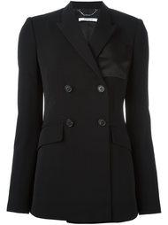 пиджак с контрастными карманами Givenchy