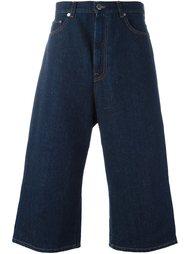 укороченные брюки Christopher Kane