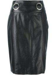 юбка с люверсами Drome