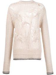 вязаный свитер Givenchy