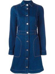 джинсовое платье Stella McCartney