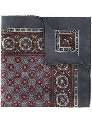 карманный платок с узором Dolce & Gabbana