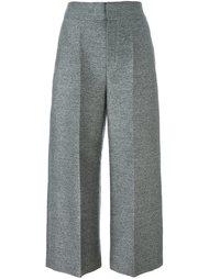 укороченные широкие брюки Lanvin