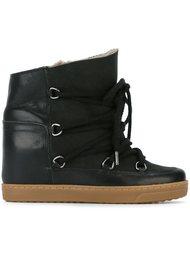 ботинки на шнуровке Étoile 'Nowles'  Isabel Marant