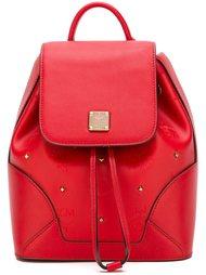 декорированный рюкзак с заклепками MCM
