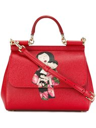 средняя сумка на плечо 'Sicily' Dolce & Gabbana