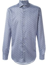 рубашка с принтом пейсли  Etro