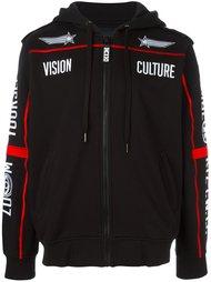 толстовка с капюшоном  'Vision Culture' KTZ