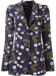 пиджак с цветочным принтом Twin-Set