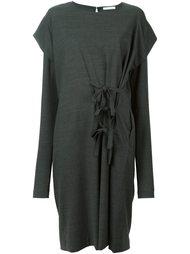платье с приспущенными плечами Société Anonyme