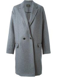 классическое двубортное пальто Isabel Marant