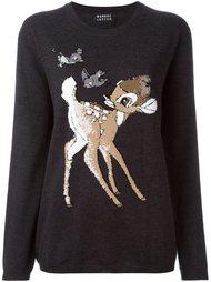 свитер с Бэмби Markus Lupfer