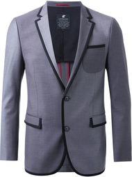 пиджак с контрастной окантовкой Loveless