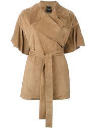 куртка с поясом Agnona