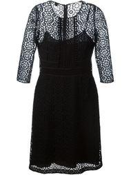 кружевное платье Burberry Prorsum