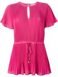 блузка с поясом Michael Michael Kors