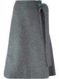 юбка А-образного силуэта Rochas
