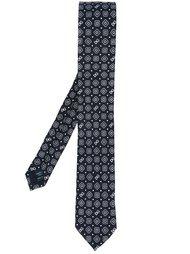 галстук с орнаментом Dolce & Gabbana