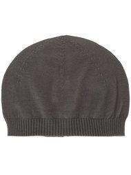 трикотажная шапка-бини Rick Owens