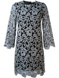 платье из цветочного кружева Blumarine