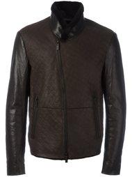 куртка с панельным дизайном Giorgio Armani