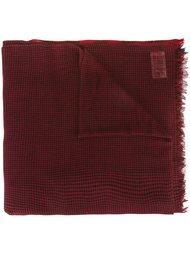 шарф в клетку Woolrich