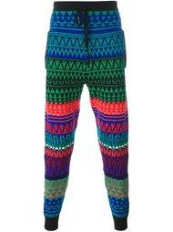 трикотажные спортивные брюки McQ Alexander McQueen