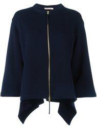 куртка с асимметричным подолом Marni