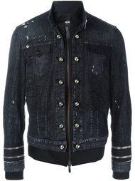 куртка на молнии Dsquared2