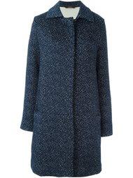 пальто с узором  Odeeh