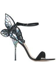 босоножки с украшением в виде бабочки Sophia Webster