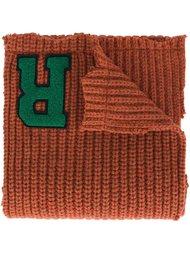 шарф с логотипом  Raf Simons