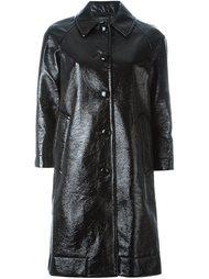 однобортное пальто  Marc Jacobs