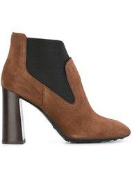ботинки с эластичными панелями Tod's