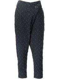 брюки с завышенной талией Vivienne Westwood Anglomania